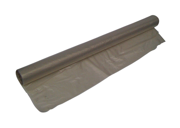 Protective Sheeting -  Polythene 4m x 25m 35-40Mu/140-150 Gauge