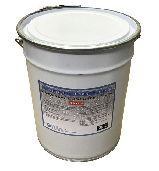 Universal Concrete Sealer - Satin (20L)